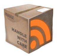 RSS Blog Box