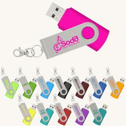 Swivel USB Drive